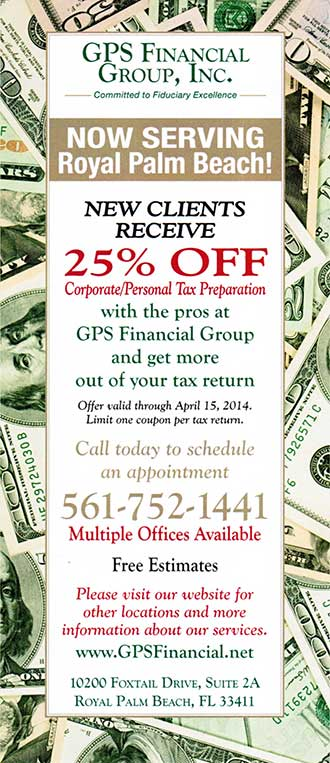 Accounting Special Offers